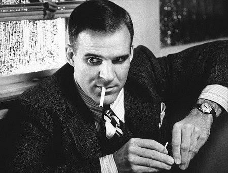 Steve Martin Smoking