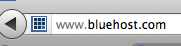Bluehost's favicon