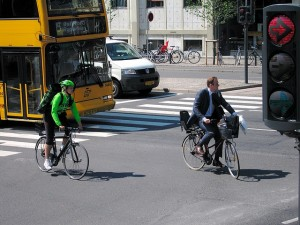 Bicycle Commuters