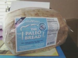 Paleo Bread Coconut