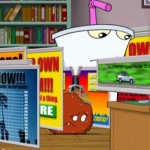 Aqua Teen Hunger Force banner ads
