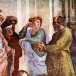 Socrates in the Athens School