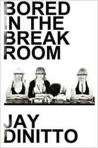 Bored in the Breakroom book cover