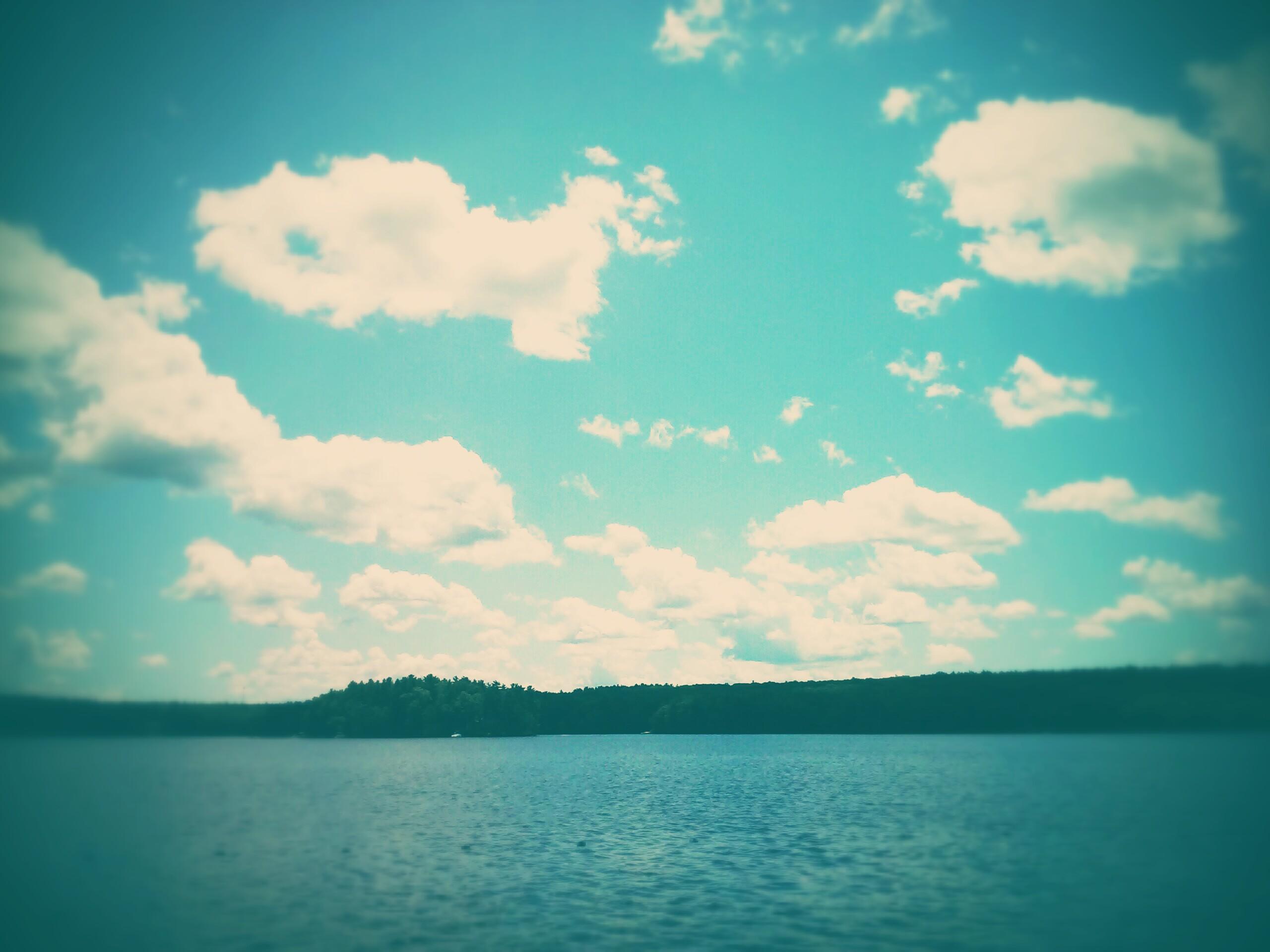Whitin Reservoir photo