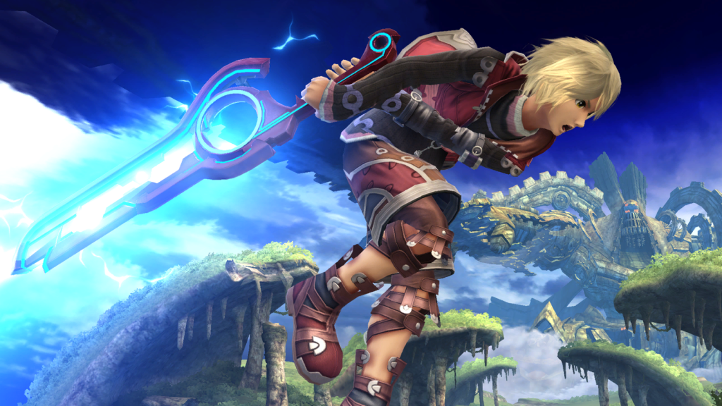 """""""Behold the power of the Monado (and my spotless ethical behavior)!"""""""